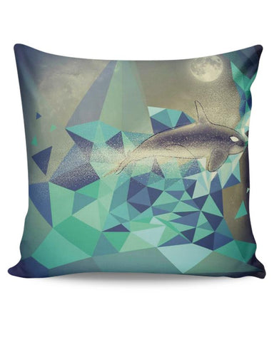 Flying Whale Cushion Cover Online India