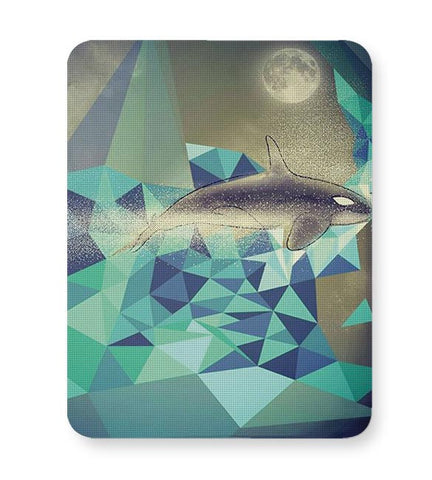 Flying Whale Mousepad Online India