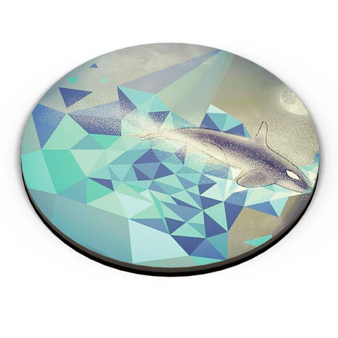 Flying Whale Fridge Magnet Online India