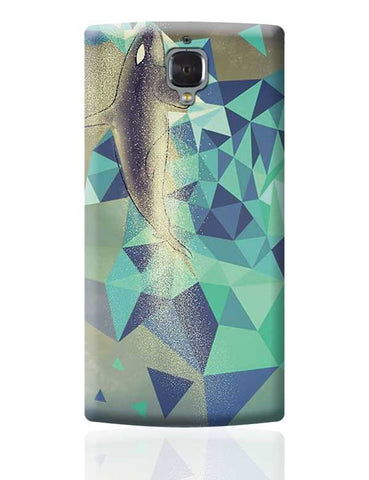 Flying Whale OnePlus 3 Covers Cases Online India