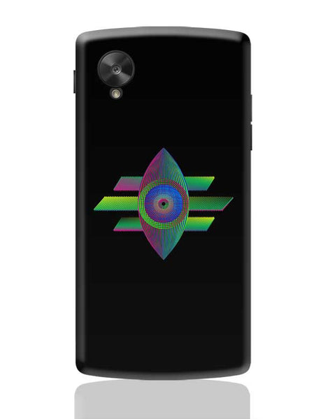 eye see you Google Nexus 5 Covers Cases Online India