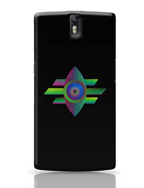eye see you OnePlus One Covers Cases Online India