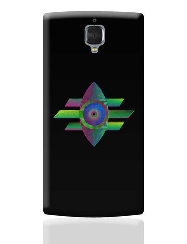 eye see you OnePlus 3 Covers Cases Online India