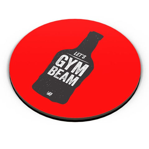 Lets Gym-Beam Fridge Magnet Online India