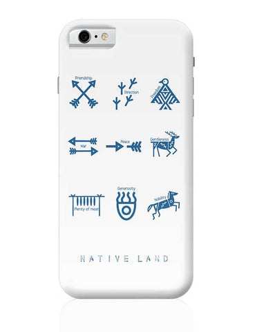 Native Land design iPhone 6 / 6S Covers Cases