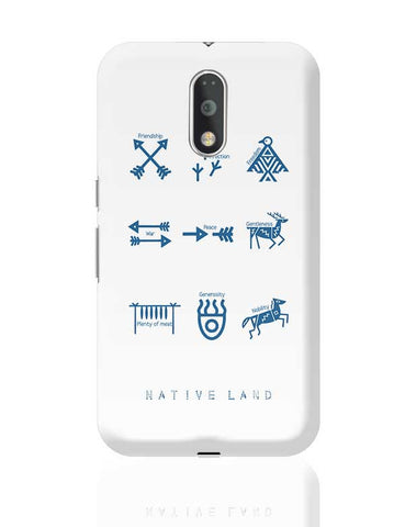 Native Land design Moto G4 Plus Online India
