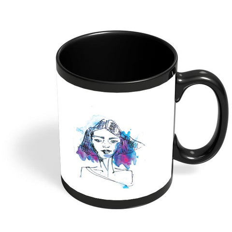 Wildchild Black Coffee Mug Online India