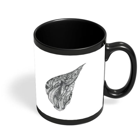 Metamorphosis Black Coffee Mug Online India