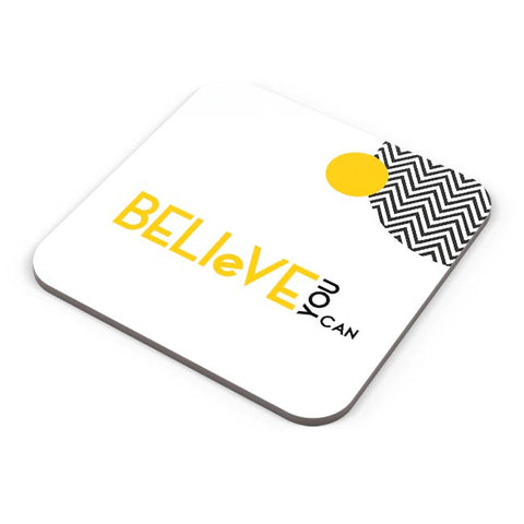 Believe You Can Coaster Online India