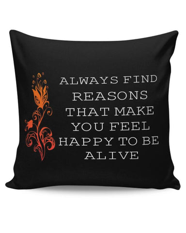 Find a Way Cushion Cover Online India