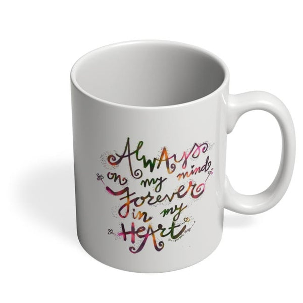 Always & Forever Coffee Mug Online India