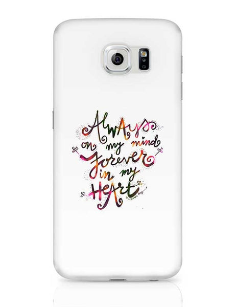 Always & Forever Samsung Galaxy S6 Covers Cases Online India