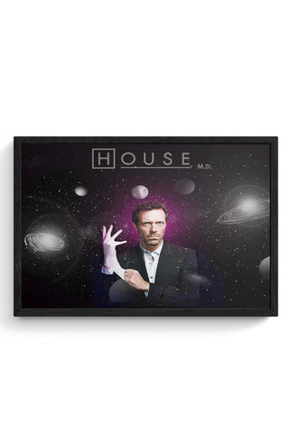 House Poster Framed Poster Online India