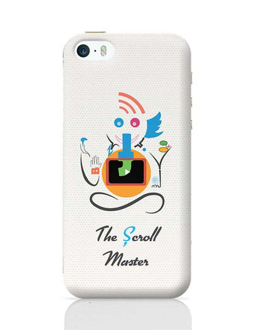 Ganesh the Scroll master  iPhone 5/5S Covers Cases Online India