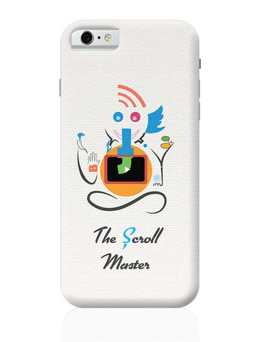 Ganesh the Scroll master  iPhone 6 6S Covers Cases Online India