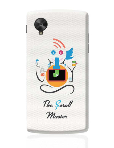 Ganesh the Scroll master  Google Nexus 5 Covers Cases Online India