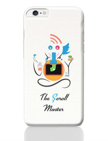 Ganesh the Scroll master  iPhone 6 Plus / 6S Plus Covers Cases Online India