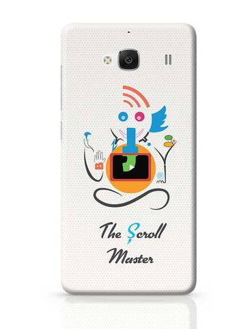 Ganesh the Scroll master  Redmi 2 / Redmi 2 Prime Covers Cases Online India