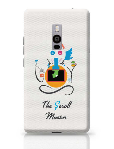 Ganesh the Scroll master  OnePlus Two Covers Cases Online India
