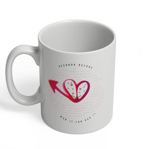 HEART TALKS !! Coffee Mug Online India