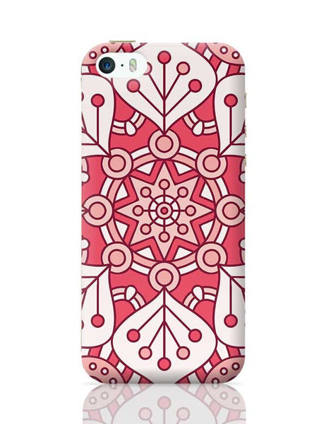 Floral Design iPhone 5/5S Covers Cases Online India