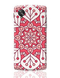 Floral Design Google Nexus 5 Covers Cases Online India