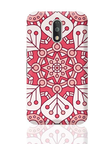 Floral Design Moto G4 Plus Online India