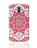 Floral Design Moto G4 Covers Cases