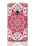 Floral Design Oneplus Two Covers Cases