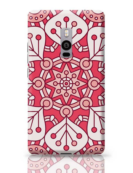 Floral Design OnePlus Two Covers Cases Online India
