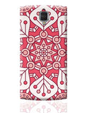 Floral Design OnePlus 3 Covers Cases Online India