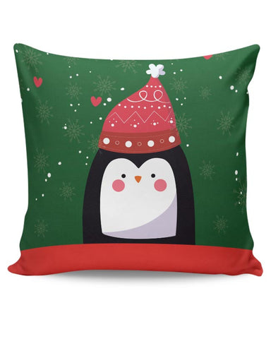 Happy Holidays Cushion Cover Online India