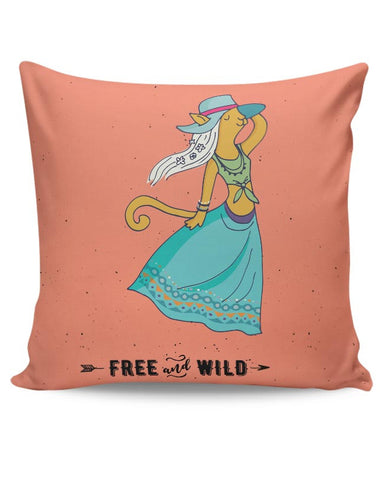 Free & Wild #BohemianLove Cushion Cover Online India