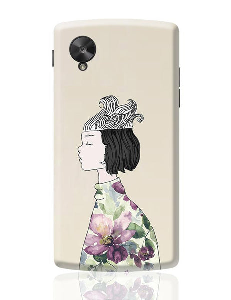 Sea on my mind Google Nexus 5 Covers Cases Online India