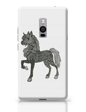 Horse_ZentangleArt OnePlus Two Covers Cases Online India