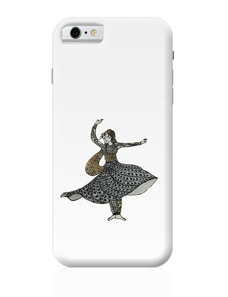 Kathak Dancer_ Zentangle Art iPhone 6 6S Covers Cases Online India
