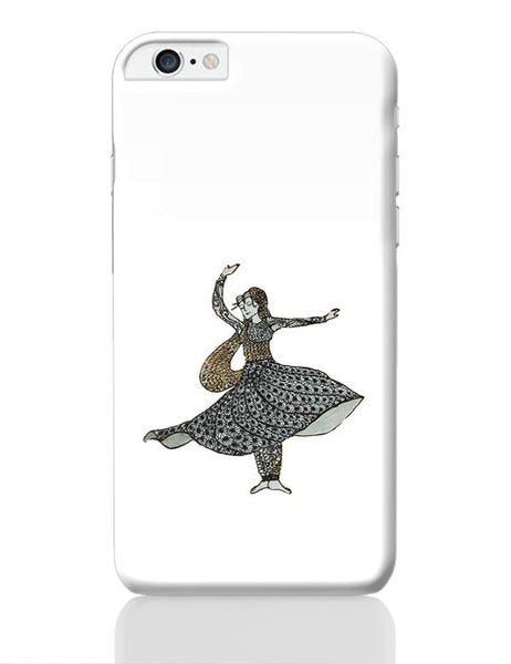 Kathak Dancer_ Zentangle Art iPhone 6 Plus / 6S Plus Covers Cases Online India