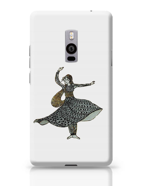 Kathak Dancer_ Zentangle Art OnePlus Two Covers Cases Online India