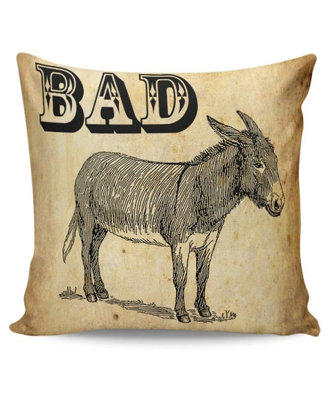 Bad Ass! Cushion Cover Online India