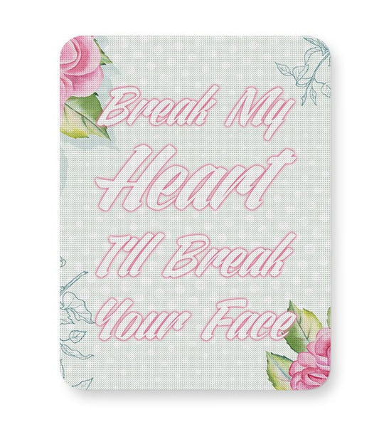 Heartbreak 101 Mousepad Online India