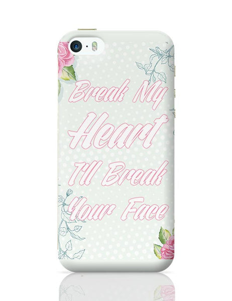 Heartbreak 101 iPhone 5/5S Covers Cases Online India