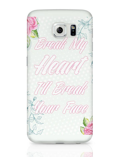 Heartbreak 101 Samsung Galaxy S6 Covers Cases Online India