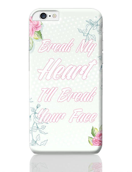 Heartbreak 101 iPhone 6 Plus / 6S Plus Covers Cases Online India