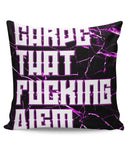 Carpe Diem Cushion Cover Online India