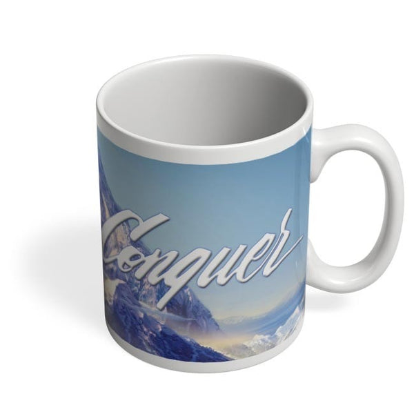 Conquer Coffee Mug Online India