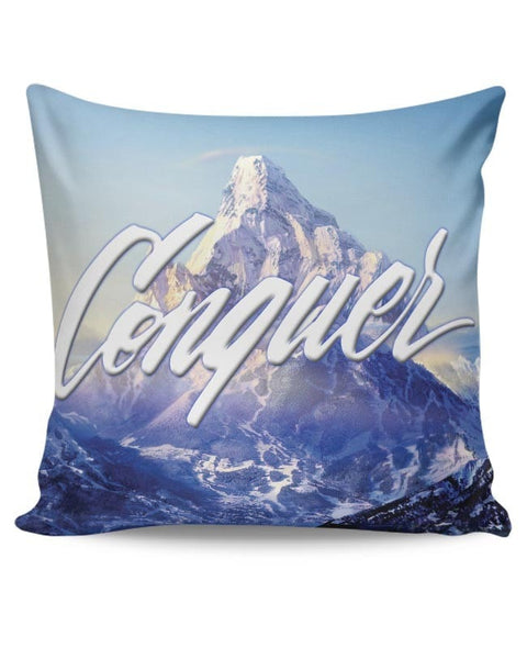 Conquer Cushion Cover Online India