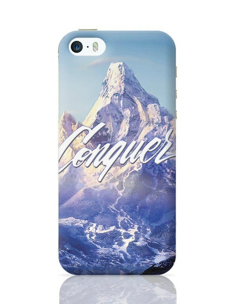 Conquer iPhone 5/5S Covers Cases Online India