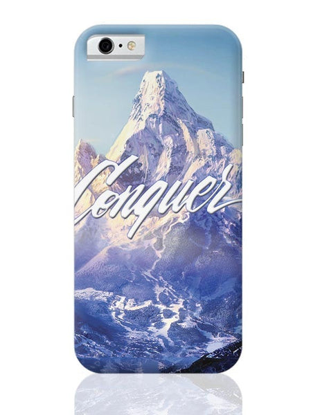 Conquer iPhone 6 6S Covers Cases Online India