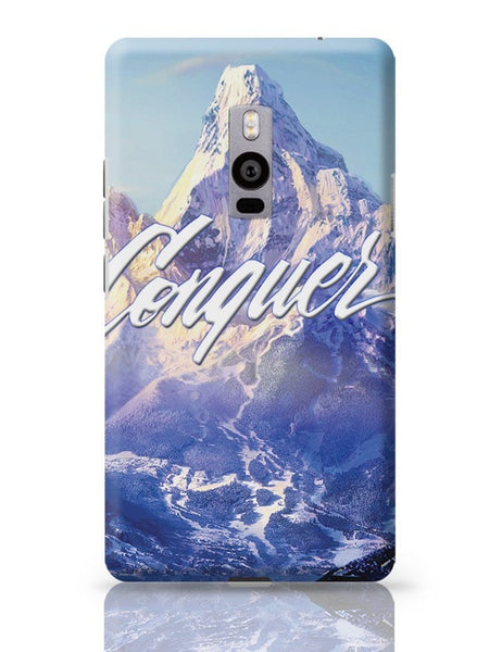 Conquer OnePlus Two Covers Cases Online India