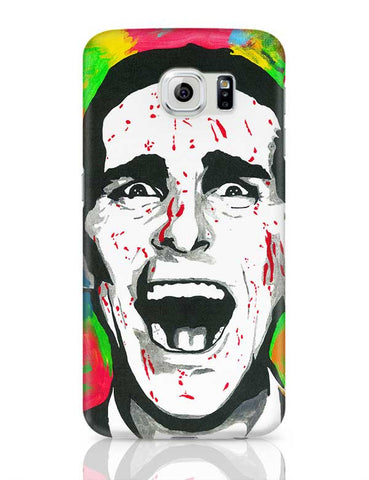 American Psycho Samsung Galaxy S6 Covers Cases Online India